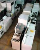 Donated appliances at Community Forklift