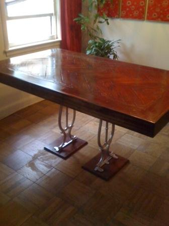 Renee S Reclaimed Table And Beautiful Bench Community