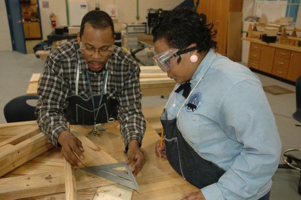 carpentry class