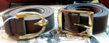 Functional and handsome belt buckles