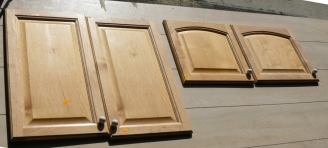 cabinet door pairs