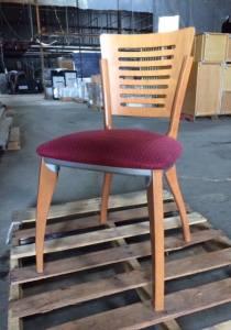 2014 - 06 - 12 Annapolis restaurant - chairs