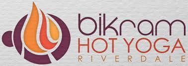 Bikram Hot Yoga logo