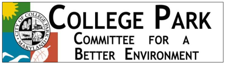 College Park Committee for a Better Environment