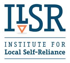 Institute for Local Self Reliance logo