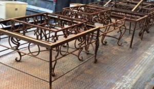 2014 - 06 wrought iron tables compressed