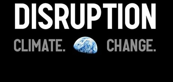 Disruption-movie logo