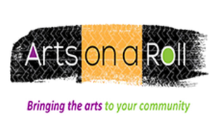 Arts on a Roll logo