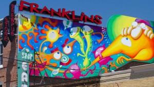 Franklins mural
