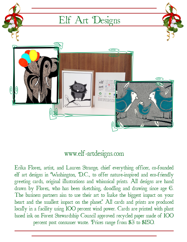 elf art designs