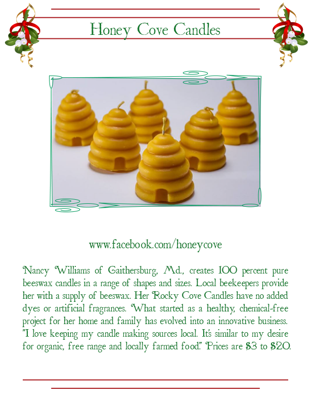 honey cove candels